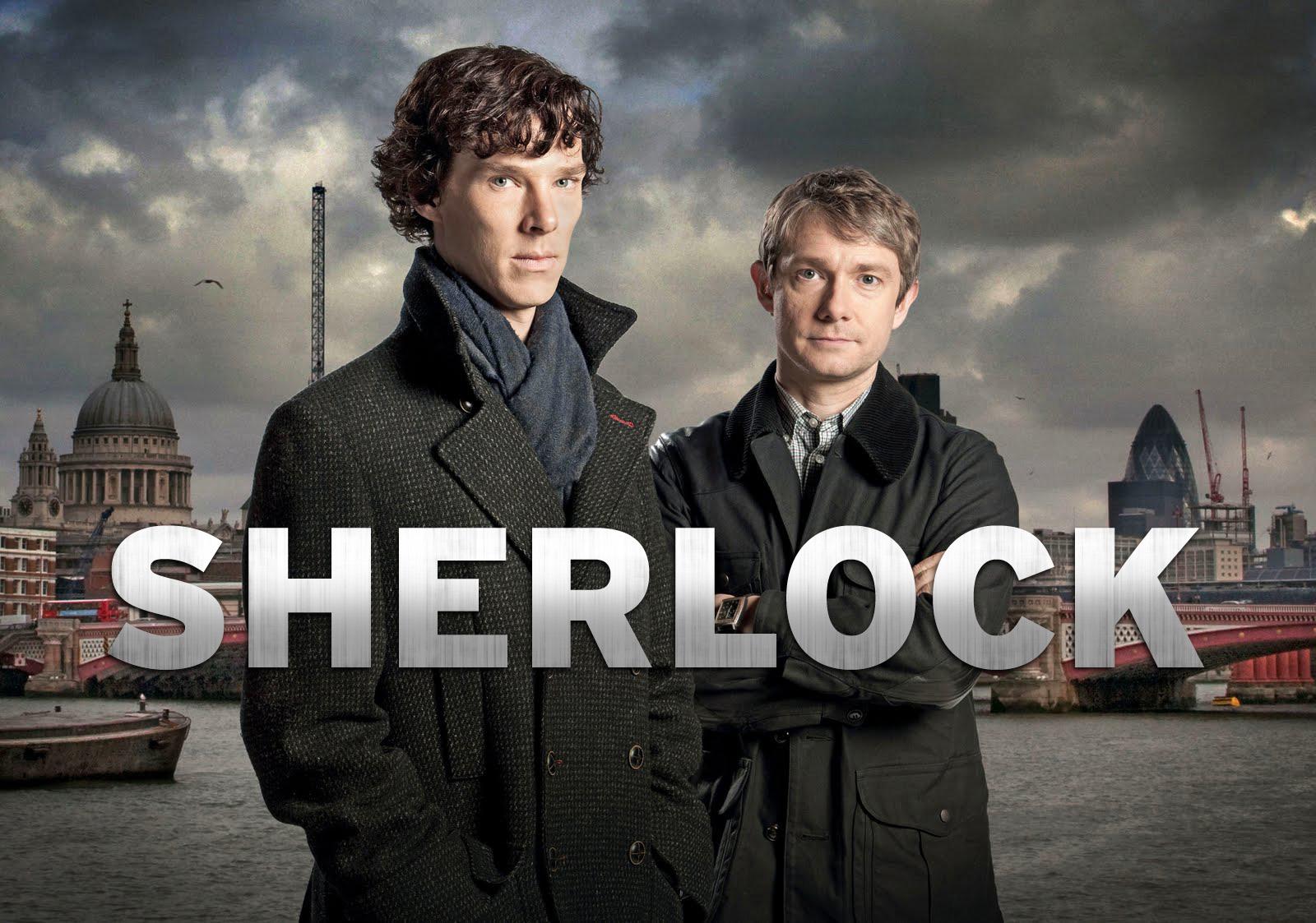 """Którą postacią z ,,Sherlocka"""" jesteś ?"""
