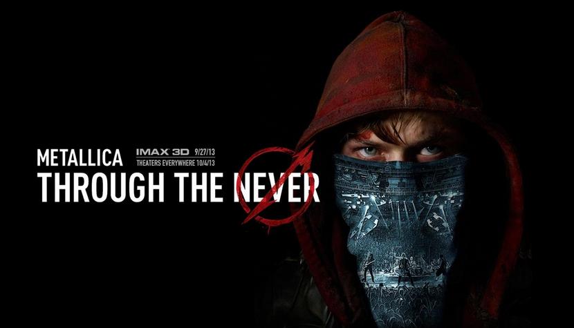 Jaką postacią z filmu Through The Never jesteś?