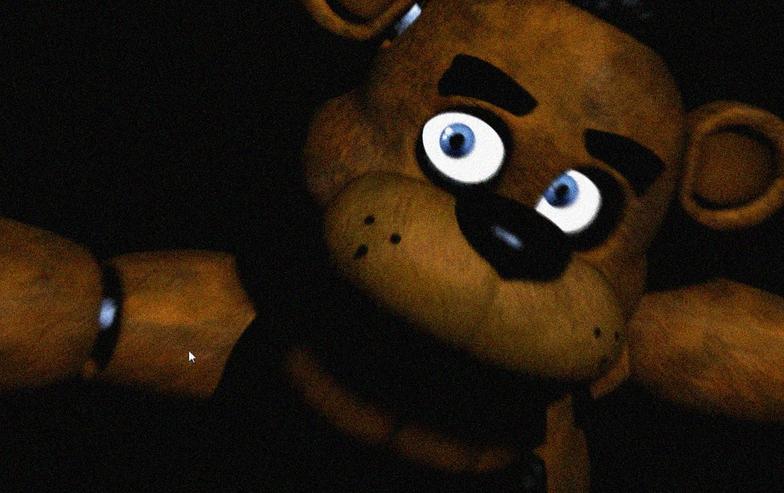 Jakim jesteś animatronikiem z Five Nigths at Freddy's jesteś?