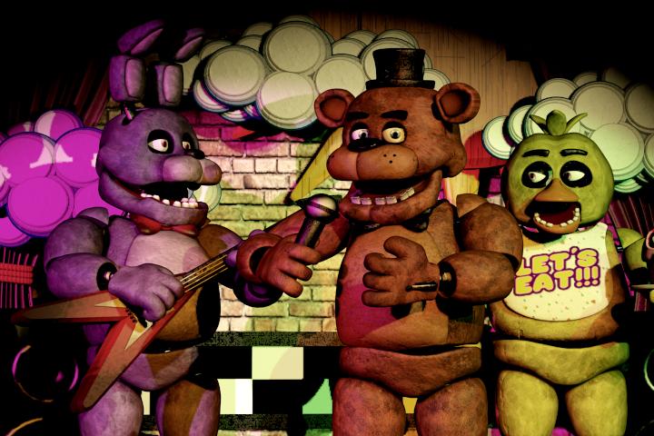 Którym robotem z gry Five Nights at Freddy's jesteś?