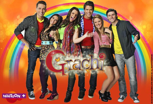 Jaką postacią z Grachi jesteś?