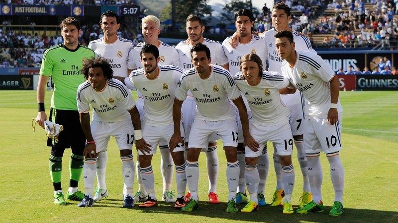 Jakim piłkarzem Realu Madryt jesteś?