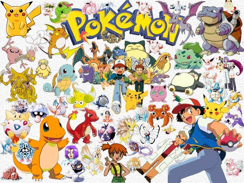 Którym Pokemonem jesteś?