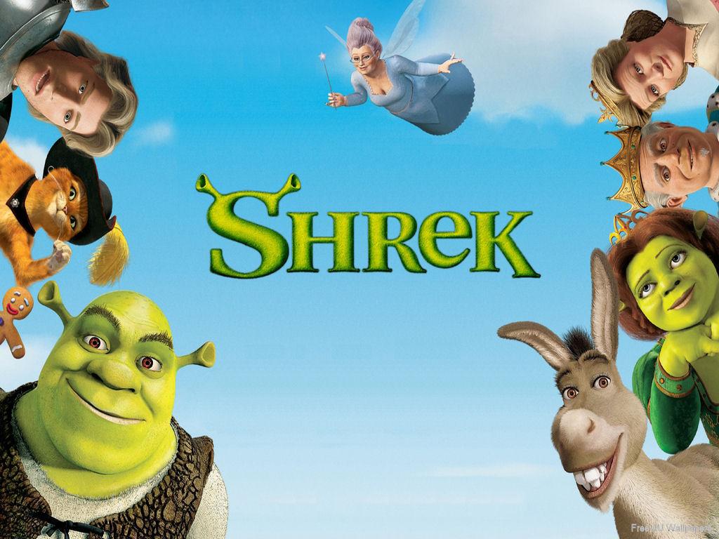 Jaką jesteś postacią z filmu SHREK?