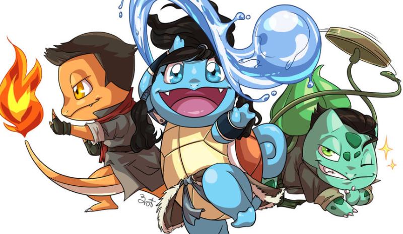 Jakim byłbyś znanym pokemonem walki?