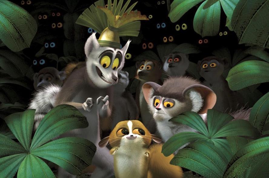 Którym lemurem z Pingwinów z Madagaskaru jesteś?