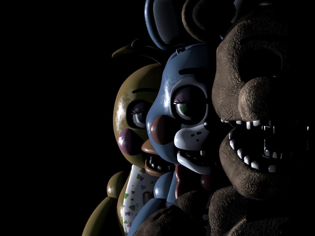 Czy zgadniemy jakiego animatronika z FNAF najbardziej lubisz?
