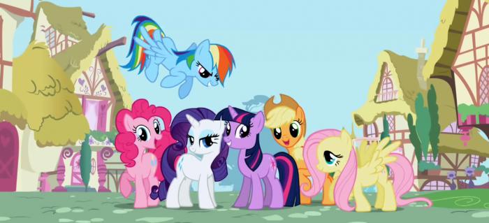 Którą z głównych bohaterek My Little Pony jesteś?