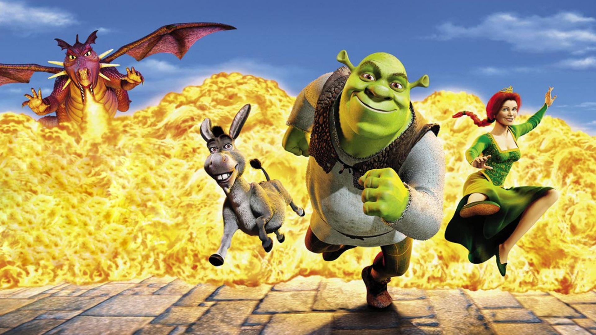 Którą postacią ze Shreka jesteś?