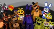 """Jaką postacią z gry """"Five Nights at Freddy's 2"""" jesteś?"""