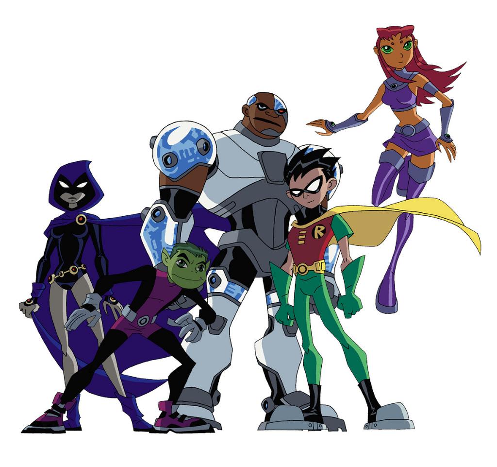 Kim z Teen Titans jesteś?