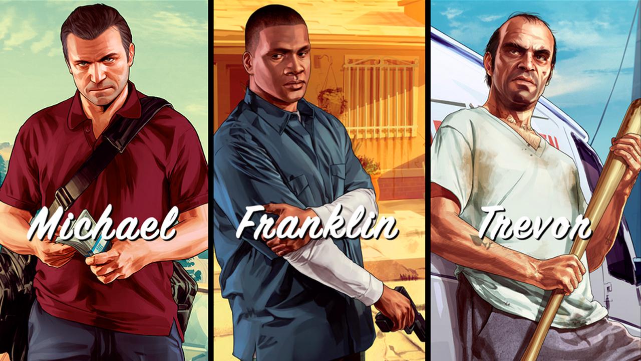 Którą postacią z GTA V jesteś?