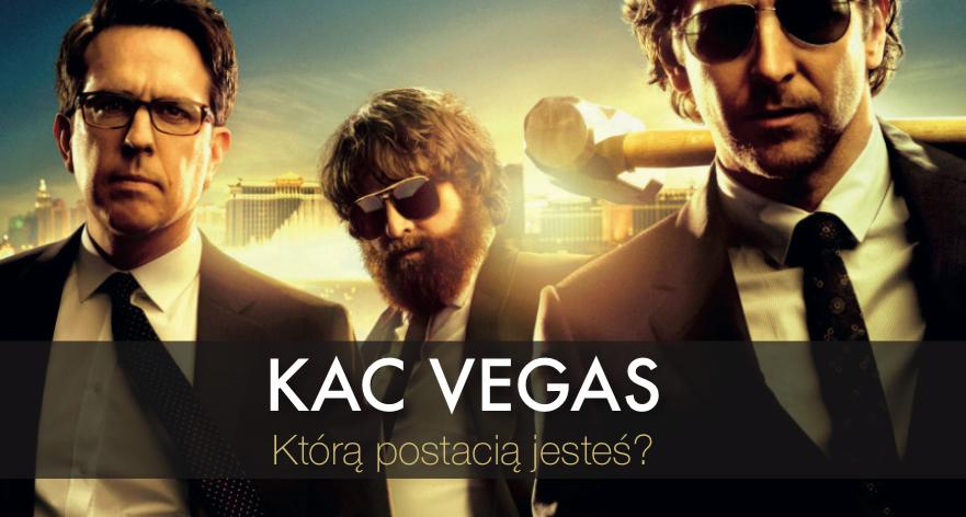 """Którą postać z """"Kac Vegas"""" najbardziej przypominasz?"""