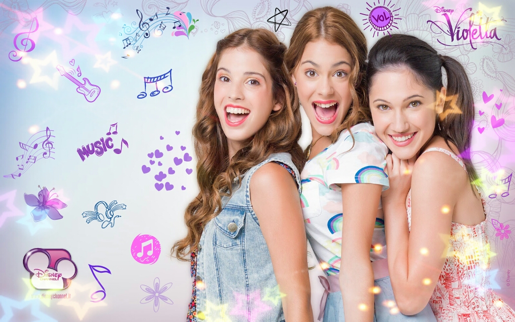 Którą postacią z Violetty jesteś?
