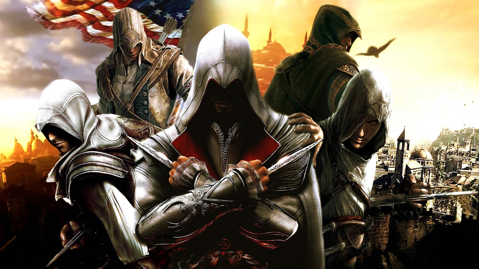 Jakim Assassin'em byłeś w przeszłości?