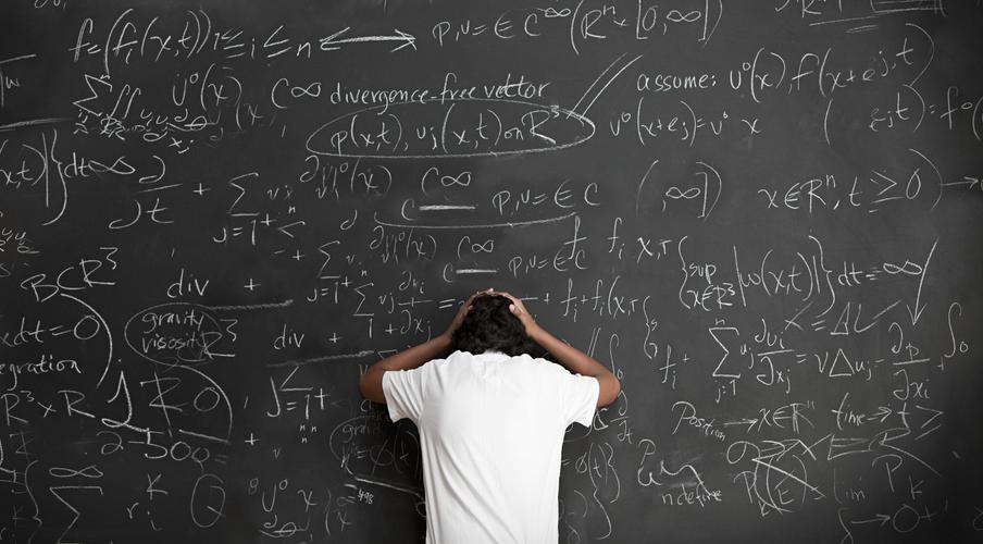 Jak myślisz, jesteś dobry z matematyki?