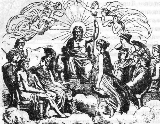 Jakim greckim bogiem jesteś?