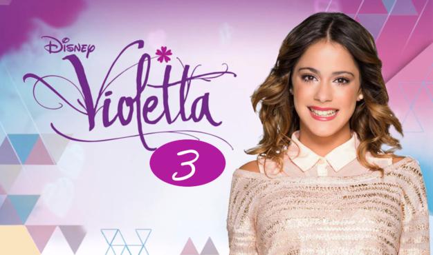 Kim z serialu Violetta 3 jesteś?