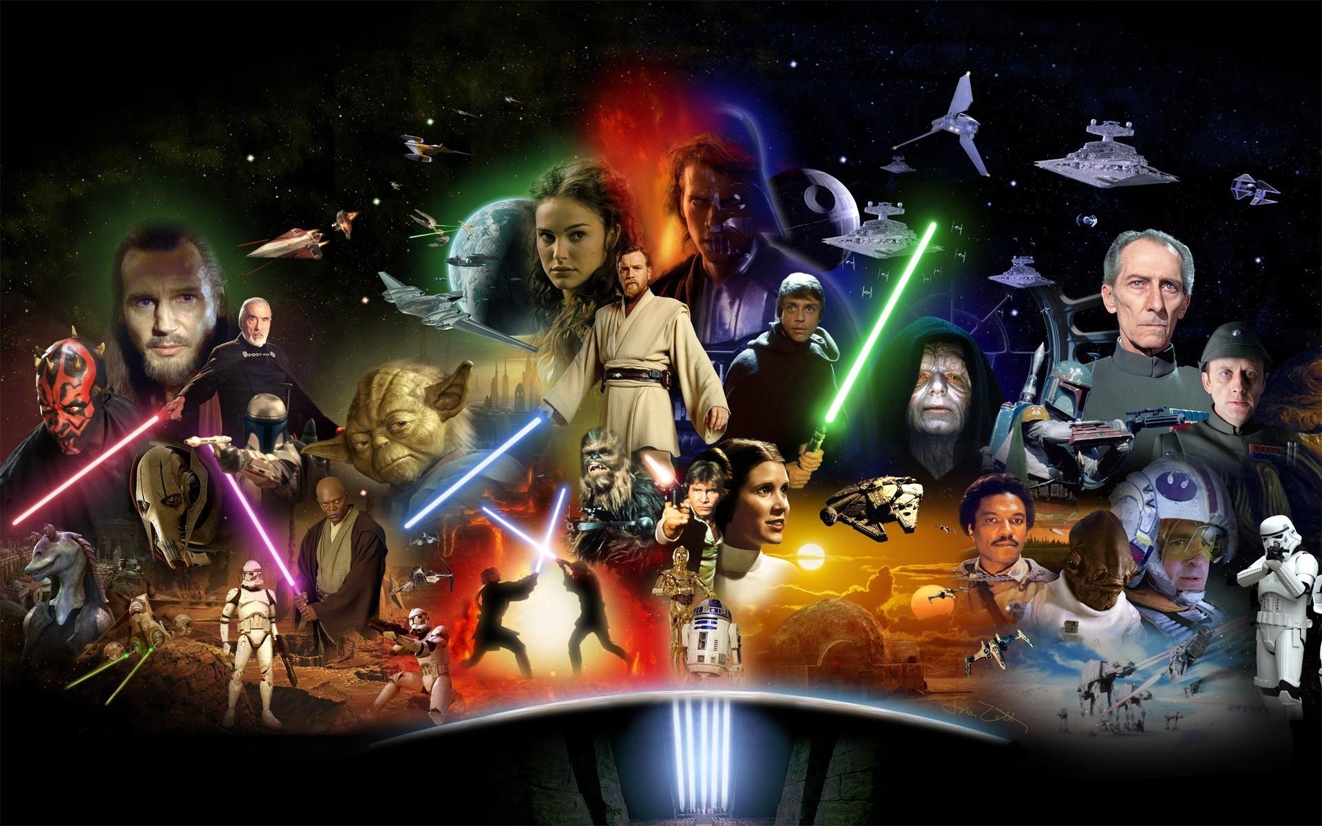 """Oglądałeś ,,Gwiezdne Wojny""""? Zobacz jak dobrze znasz ten film."""