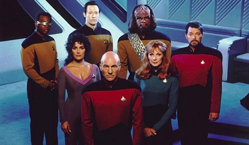Kim ze Star Trek: TNG jesteś?