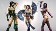Jaką żeńską postacią z Mortal Kombat jesteś?