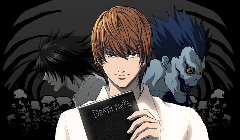 "Jak dobrze znasz Anime ""Death Note""?"