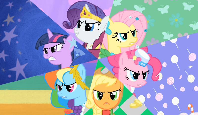 Którą postacią z My Little Pony jesteś?