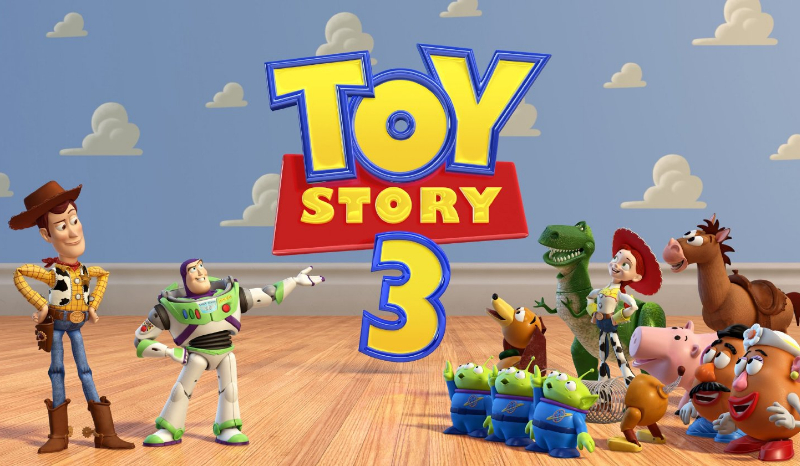 Jaką postacią jesteś z Toy Story 3?