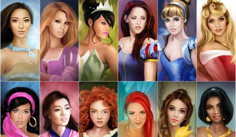 Jaka kobieca postać Disneya odzwierciedla Twój charakter?