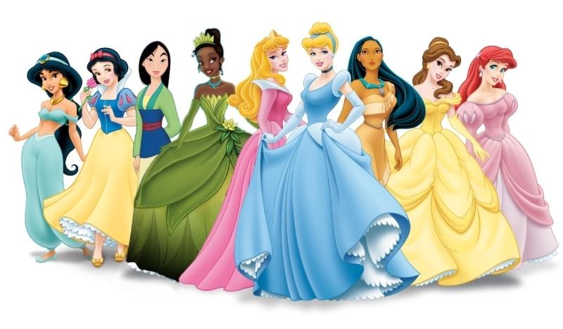 Która księżniczka do Ciebie pasuje?