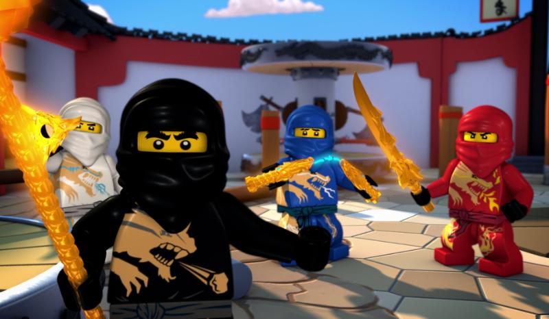 """Kim jesteś z serialu """"Ninjago: Mistrzowie Spinjitzu""""?"""