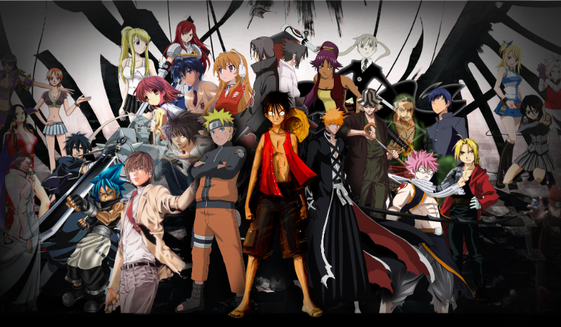 Jaką postacią z anime jesteś?
