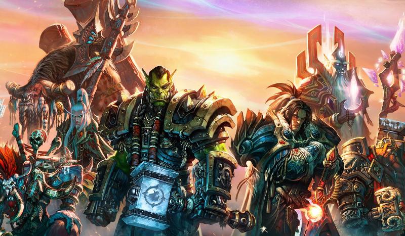 Która postacią z uniwersum Warcraft'a jesteś?