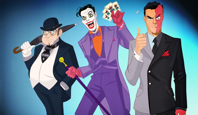 Jakiego złoczyńce z Batmana przypominasz swoim charakterem?