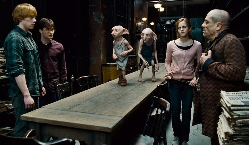 Czy rozpoznasz wszystkie postacie z Harry'ego Pottera?