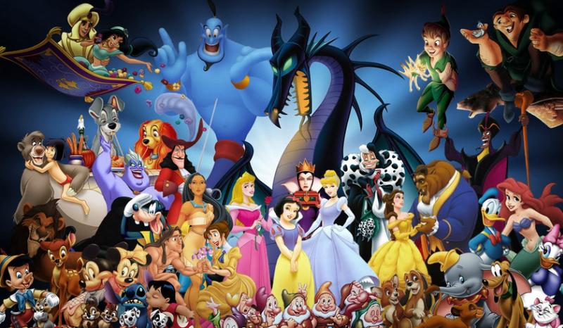 Uda nam się odgadnąć jaki jest Twój ulubiony film Disneya?