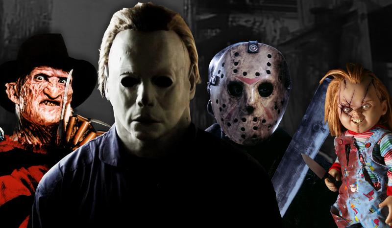 Z którą postacią z horroru masz do czynienia?