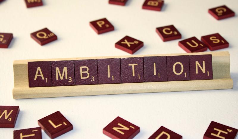 Jaka jest Twoja ambicja?