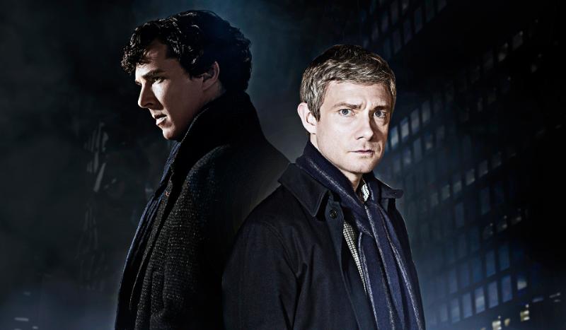 """Jak dużo wiesz o serialu ,,Sherlock""""?"""