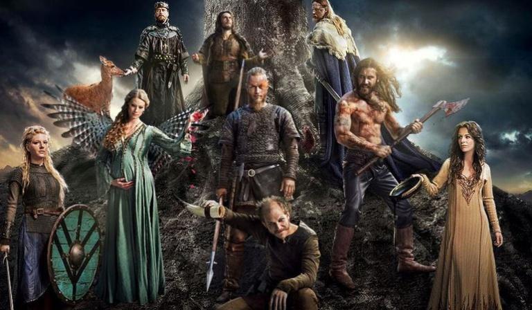 Którą postacią z serialu Wikingowie jesteś?