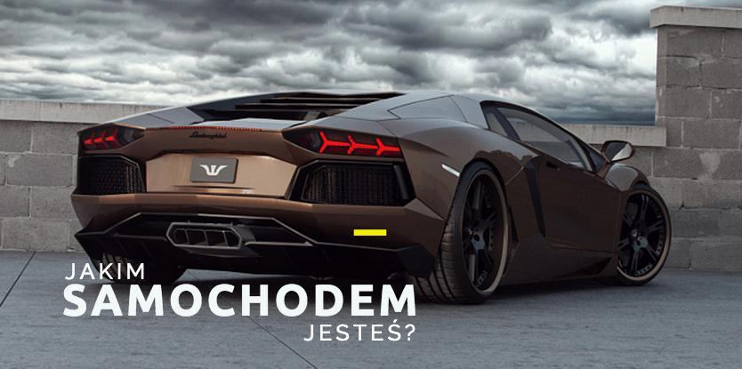 Jakim słynnym samochodem jesteś?