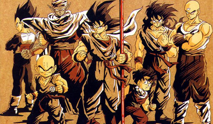 Jaką postacią z Dragon Ball jesteś?
