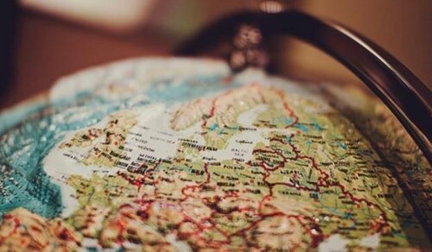 Czy wiesz na jakim kontynencie leżą te państwa?