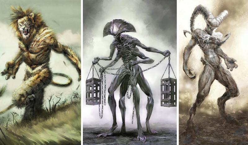 пережил гороскоп картинки монстры понимать, что