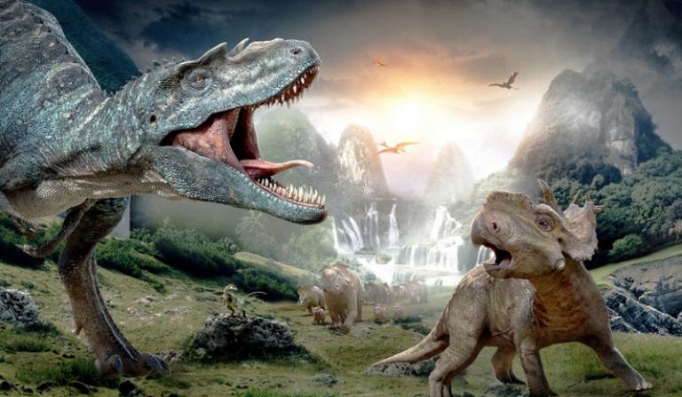 Jakim byłbyś dinozaurem?