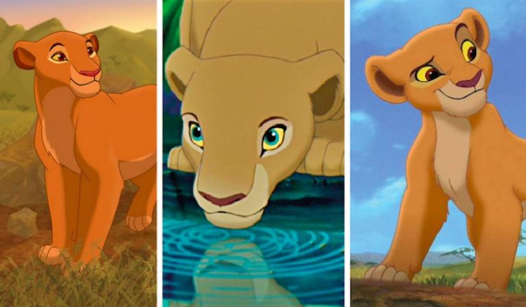 Jaką lwicą z bajki Król Lew jesteś?