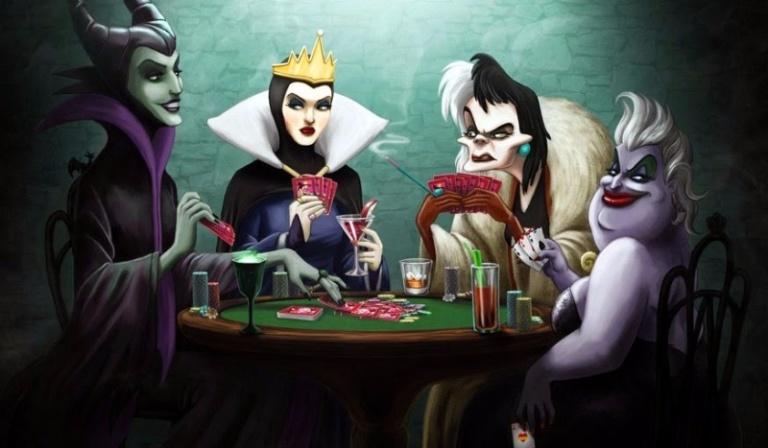 Którą czarownicą Disneya jesteś?