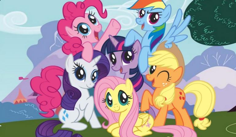 Który z kucyków z My Little Pony mógłby być Twoim przyjacielem?
