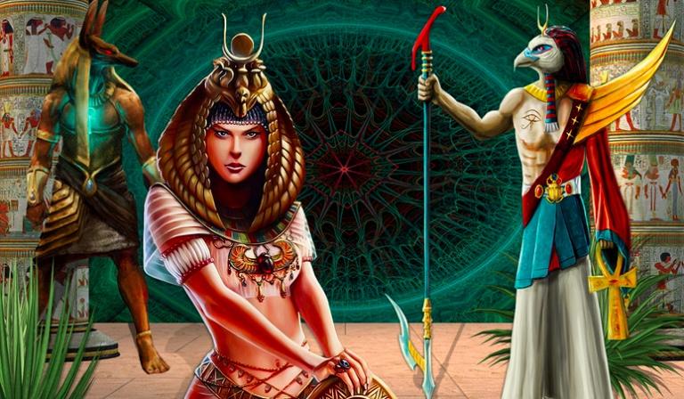 Który Egipski bóg jest Twoim patronem?