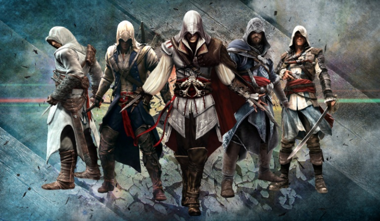 Czy dobrze znasz grę Assassin's Creed?